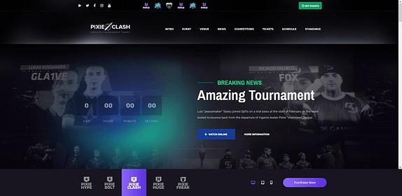 Screenshot_2021-04-01 PixieSquad com Premium eSport Gaming templates